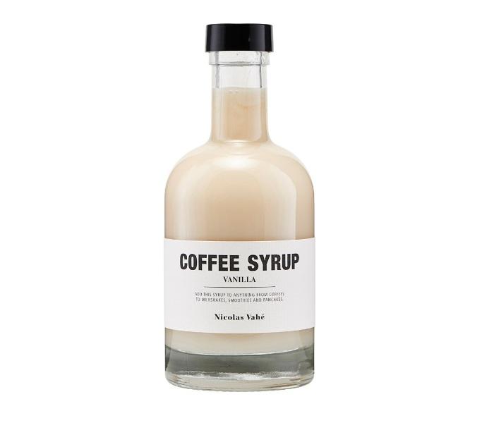 Nicolas Vahé, Coffee Syrup, TrendyLiving